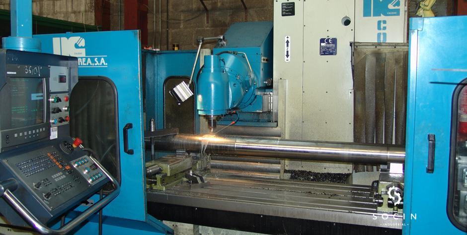 fabrica de maquinas industriales
